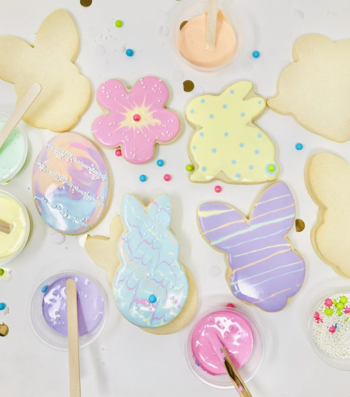 Happy Easter Decorating Kit - $19
