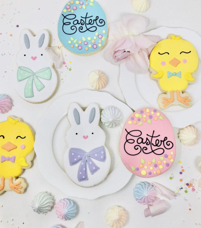 Assorted Easter Cookies (6)