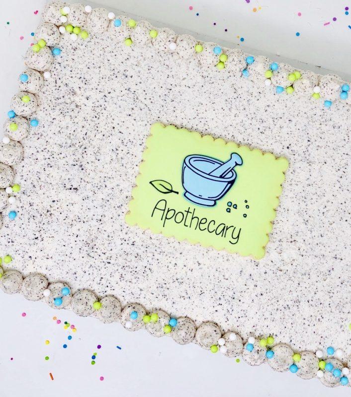 Full Slab Custom Cakes