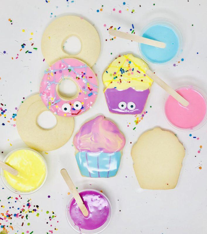 VEGAN Bake Shoppe Decorating Kit - $24
