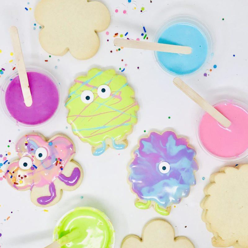 VEGAN Monster Mash Decorating Kit – $24