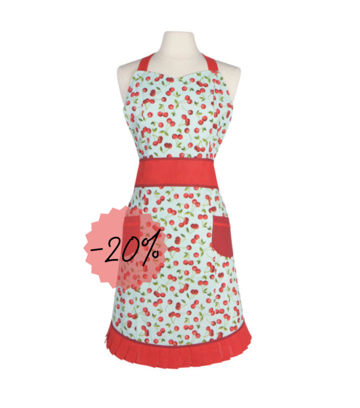 Cherry Apron - Adult