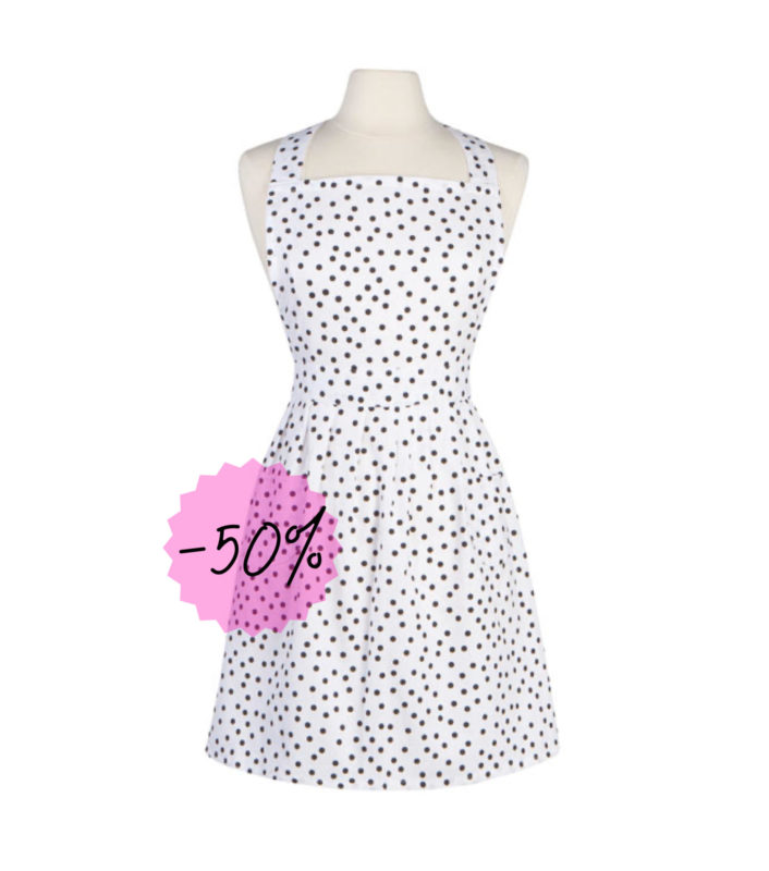 Sweet Dot Apron - Adult