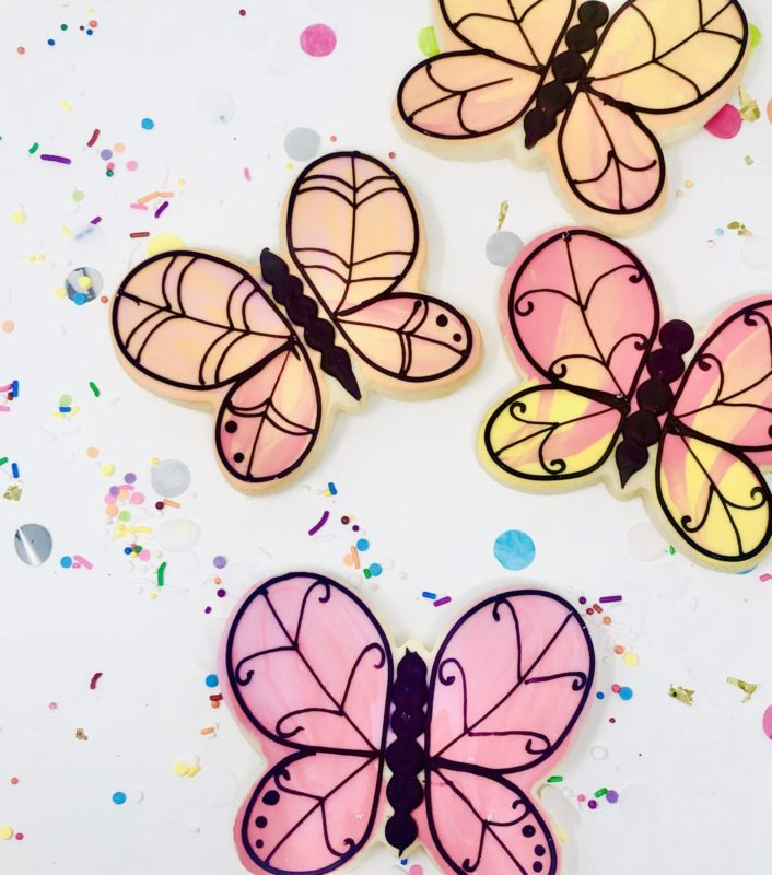 Butterfly Party Favours - $30
