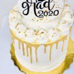 Luxe Grad Cake
