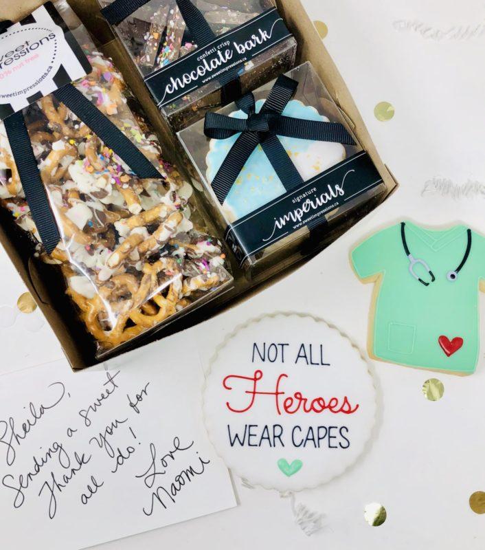 Health Hero Gift Box - $45