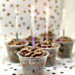Birthday Cake Parfaits – $55