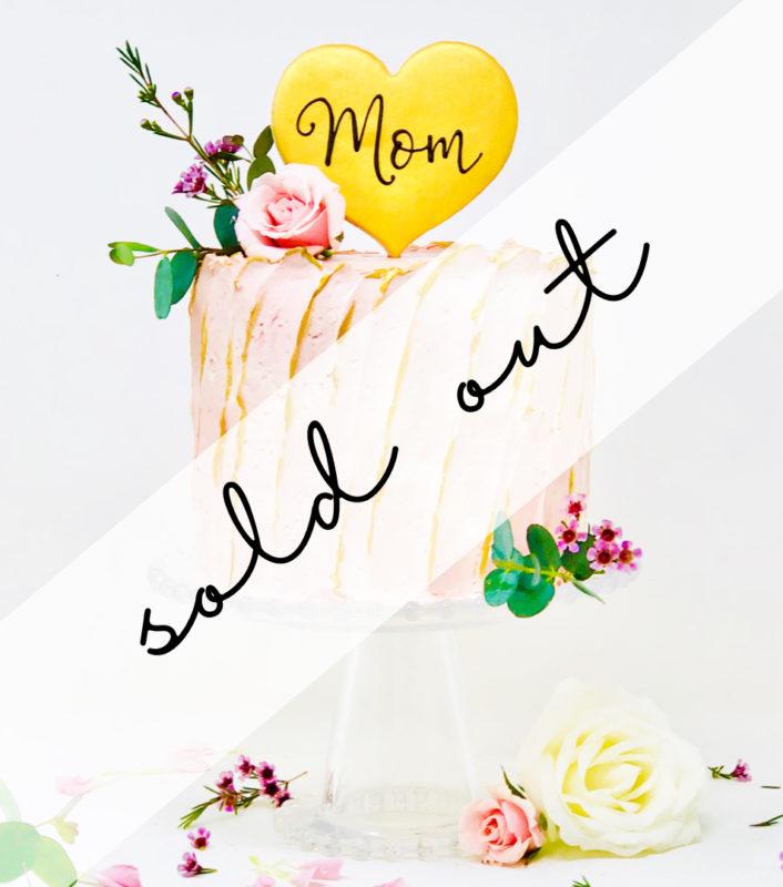 Lemon Berry Mom Cake