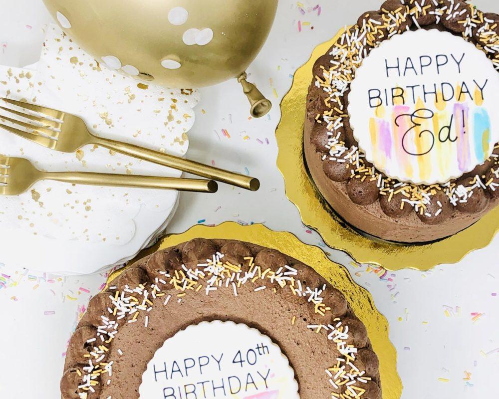 vegan party cakes