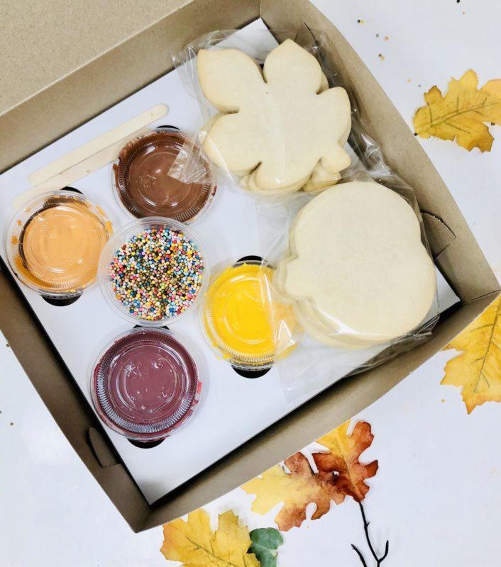 Thanksgiving DIY Cookie Kit