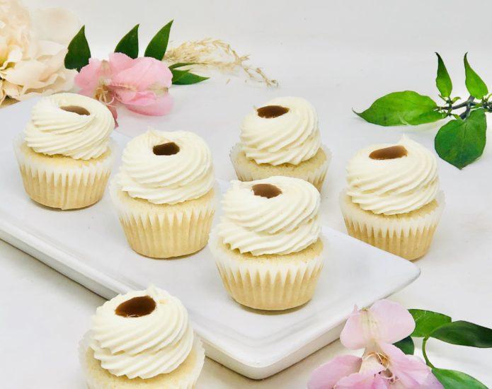 Caramel Lover Mini Cupcakes