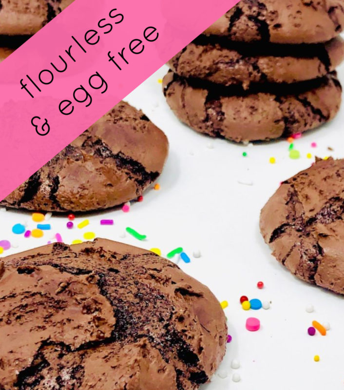 Chocolatey Brownie Cookies