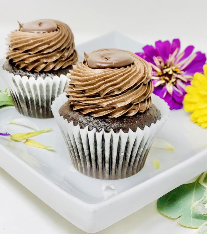 Chocolate Lover Cupcakes