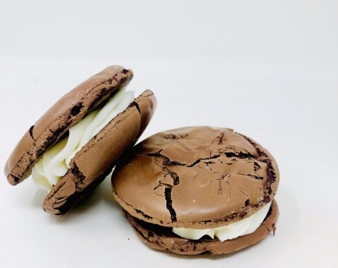 Assorted Brownie Cookie Sandwiches