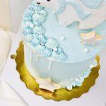 Luxe Wonderland Cake