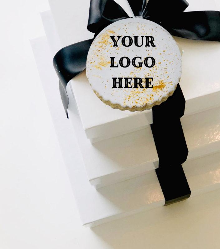 Extra Large Logo Gift Box