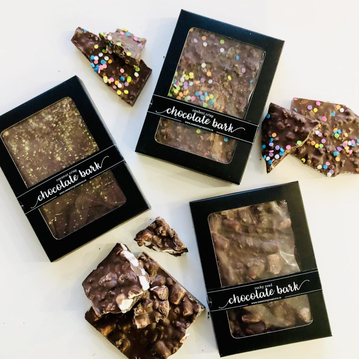 Chocolate Bark Bar