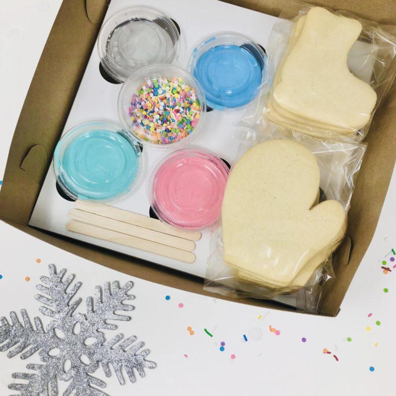 Vegan DIY Winter Cookie Kit