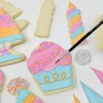 Luxe DIY Birthday Cookie Kit