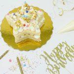 Vegan DIY Birthday Cake Kit