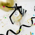 Vegan Birthday Number Cupcakes