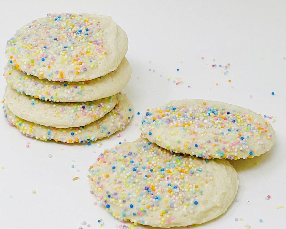 vegan bakery cookies