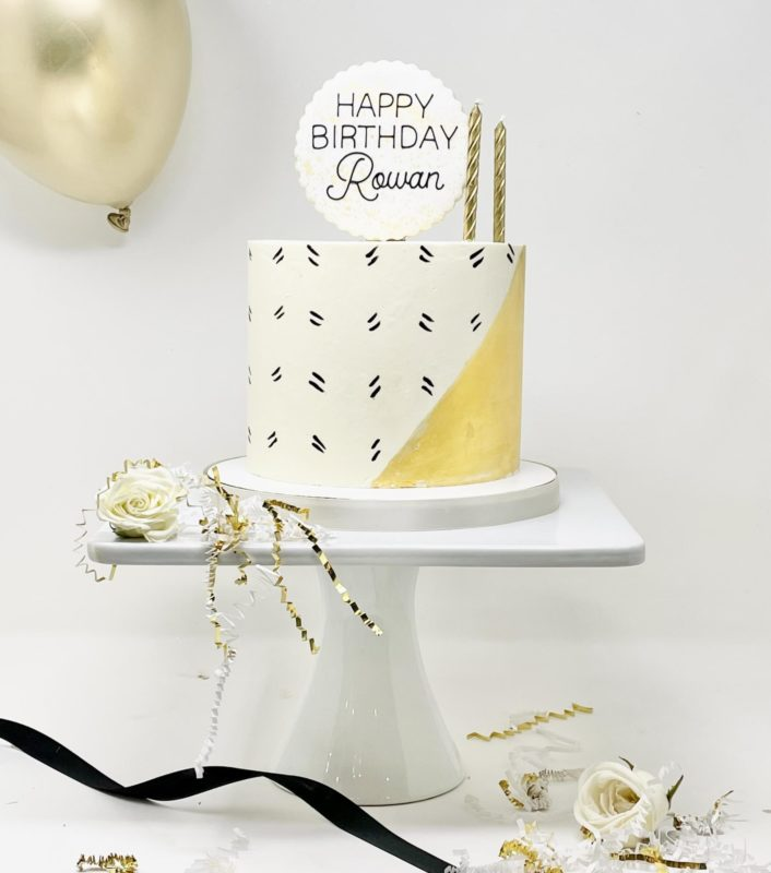 Luxe Jazzy Cake
