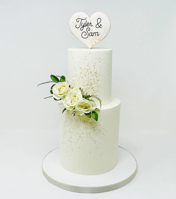 Bliss Wedding Cake