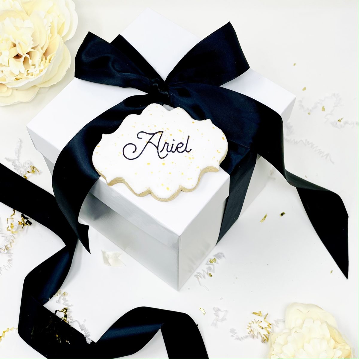 Personalized Grad Gift Box