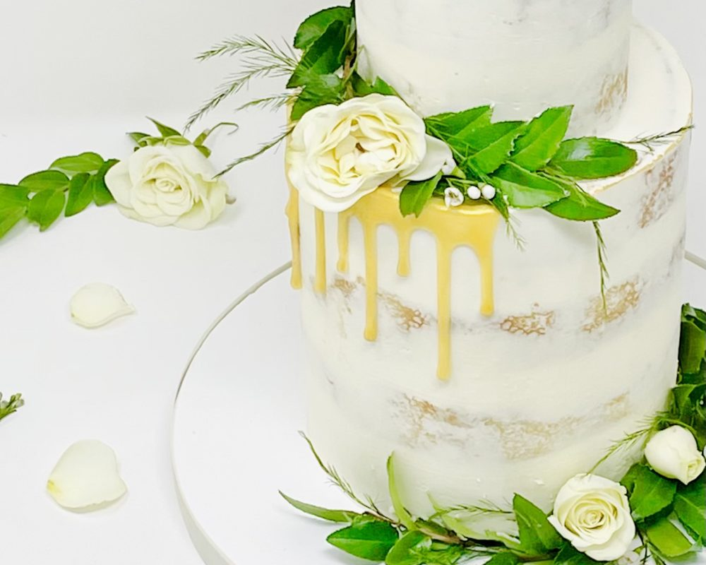 celebrate with cake