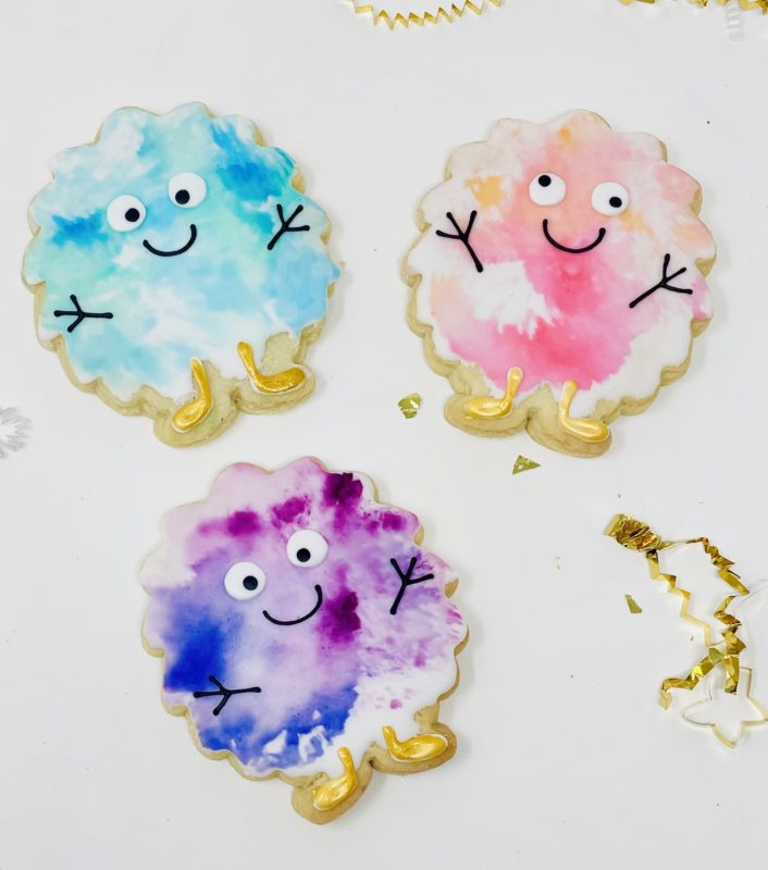 Vegan Party Animal Cookies