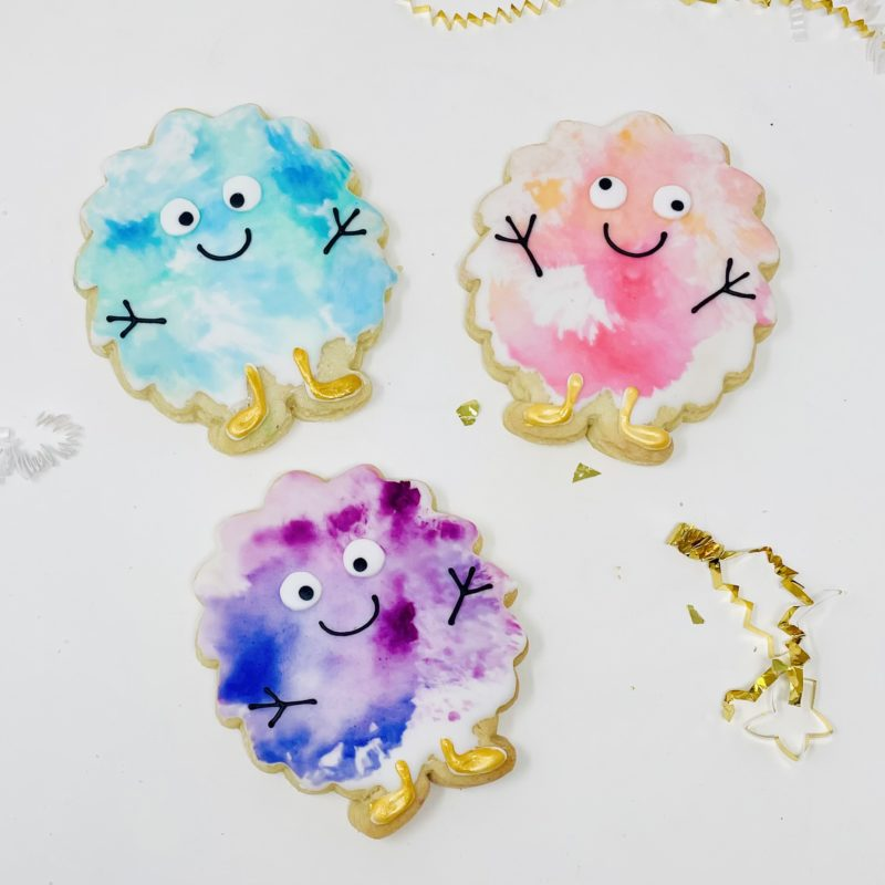 Party Animal Cookies