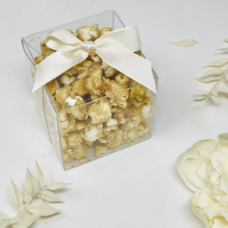 Caramel Popcorn Wedding Favours