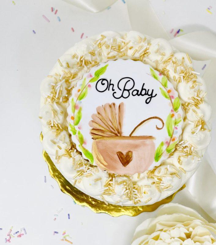 Vegan Oh Baby Cake