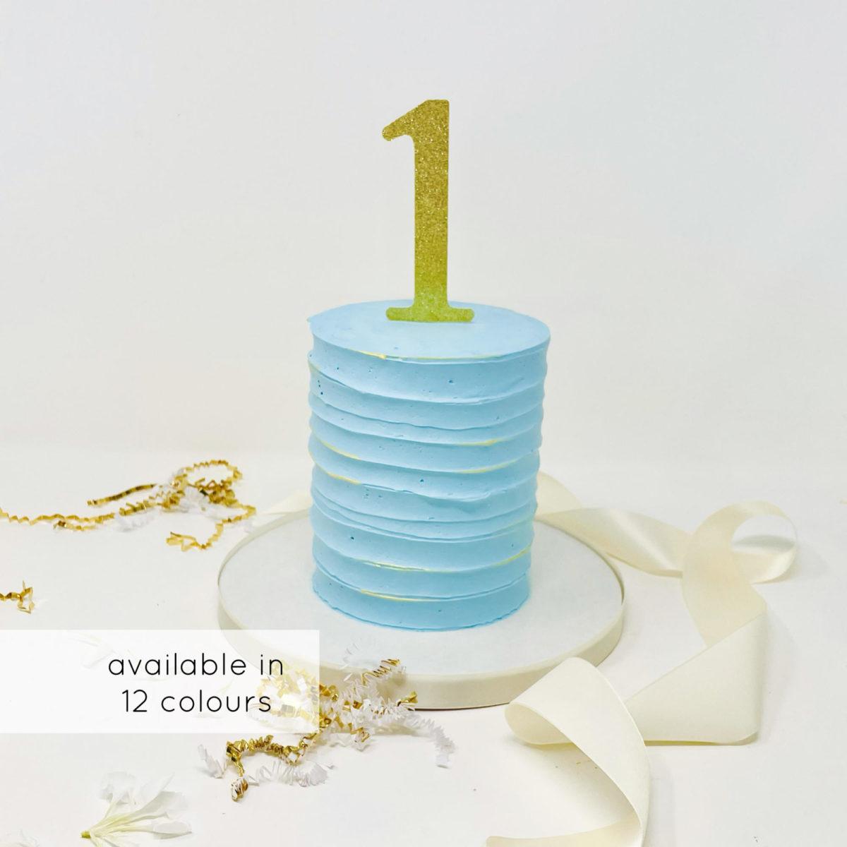 Luxe Twist Smash Cake