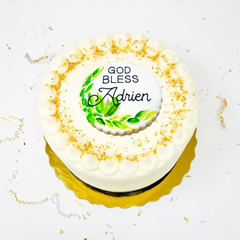 Vegan Secret Garden Cake