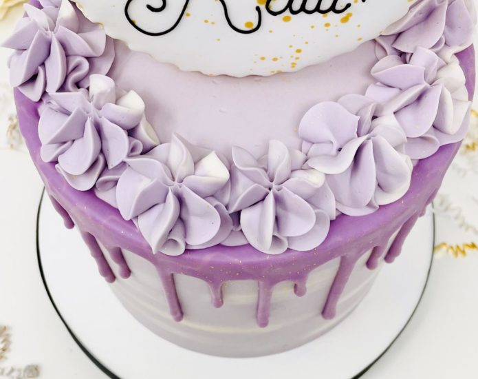 Luxe Blossom Cakes