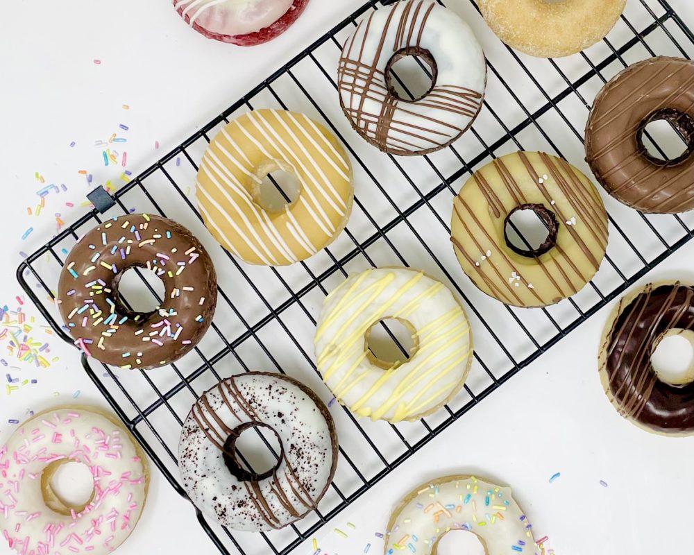mmm... doughnuts
