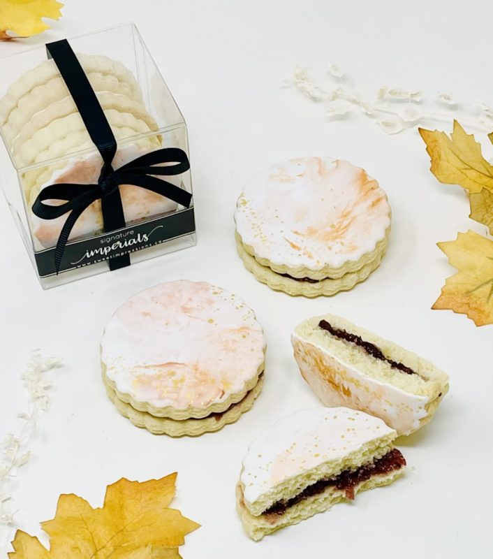Thanksgiving Imperial Cookies